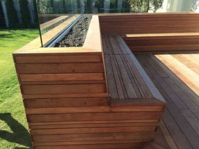 Outdoor Living Wooden Benches