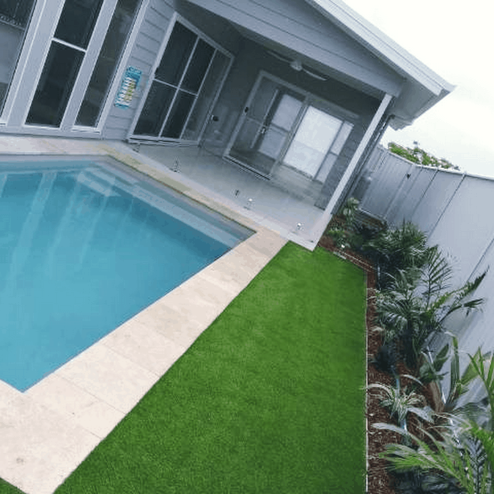 A Swimming Pool Designed by LivingScape.