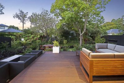Sitting Area of Outdoor Space